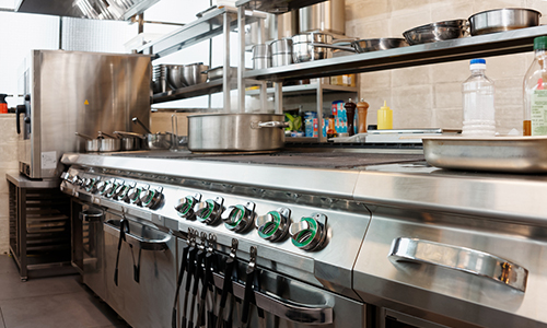 Commercial Kitchen Fire Protection