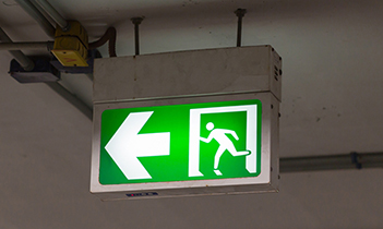emergency lighting small