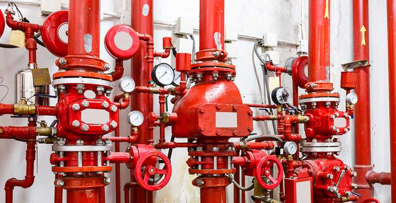 Benefits Of Testing Maintenance Fire Sprinkler Systems